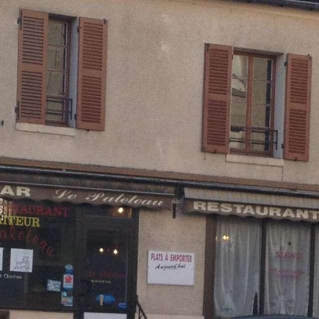 Restaurant Le Paleteau