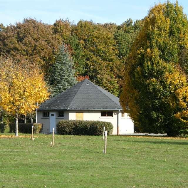 Dun-le-Palestel campsite