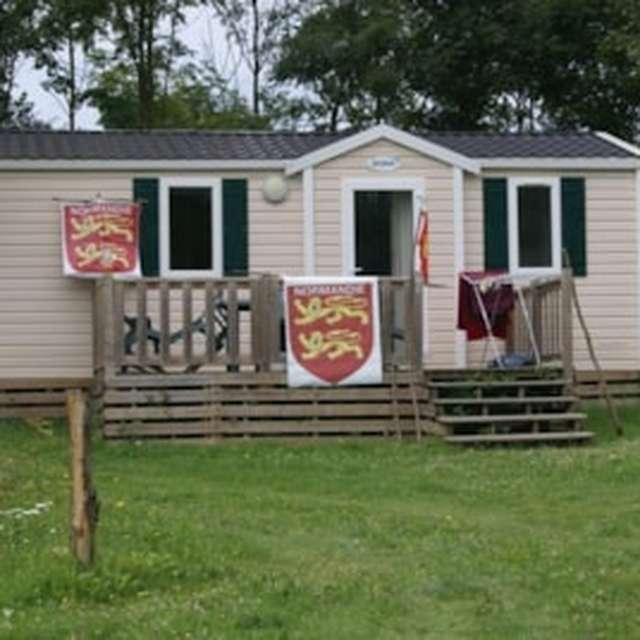 Mobil Home - Camping du Moulin de Piot (MH03)