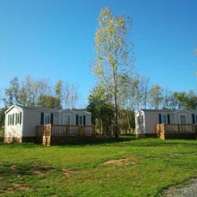 Mobil Home - Camping du Moulin de Piot (MH05)