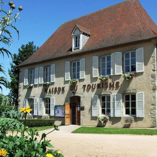 Creuse Confluence Tourisme - Office de Tourisme d'Evaux les Bains