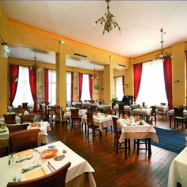 Restaurant du Grand Hôtel (close for works)