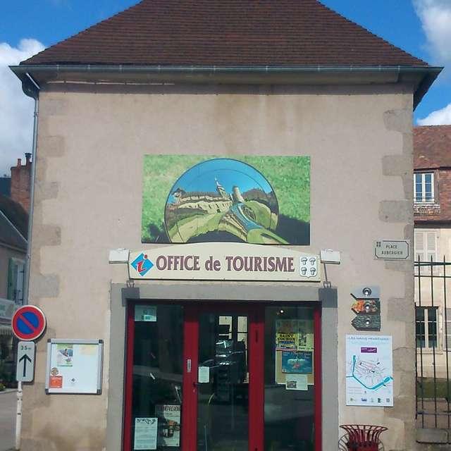 Creuse Confluence Tourisme - Bureau de Chambon sur Voueize