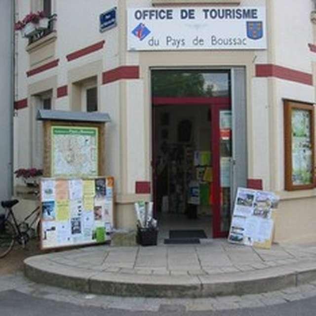 Creuse Confluence Tourisme - Bureau de Boussac
