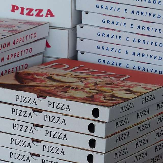 pizza takeaway Casa Mia