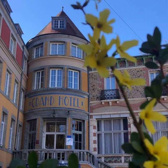 Grand Hôtel (fermé pour travaux jusqu'en 2022)