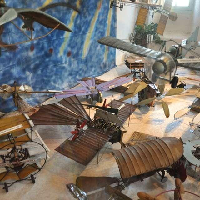 Musée Air Mémorial Creusois