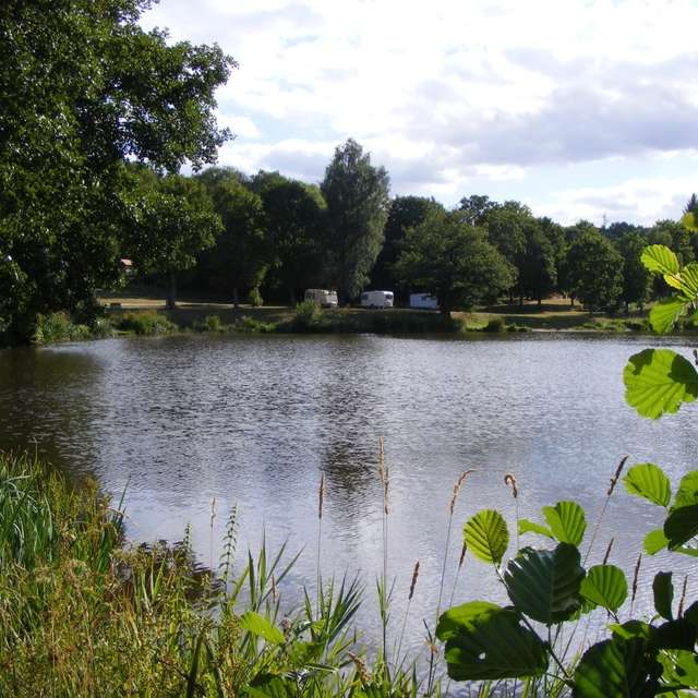 Vergnes Pond