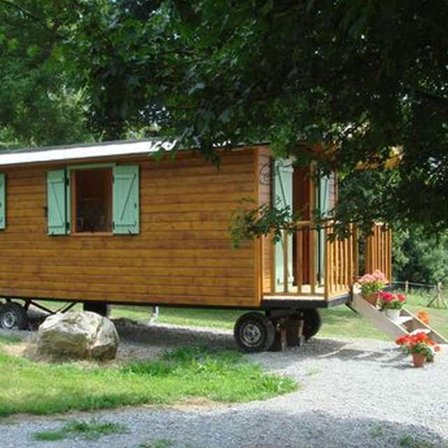 The caravans of Voreille