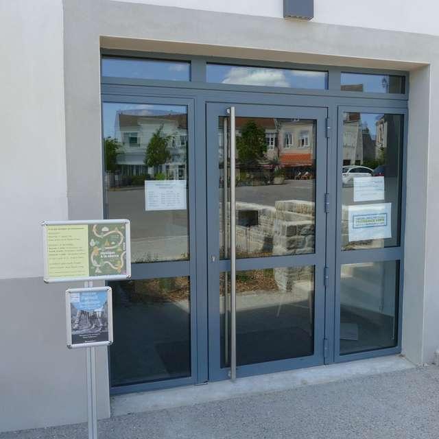 Tourist Information Centre Marche et Combraille en Aquitaine