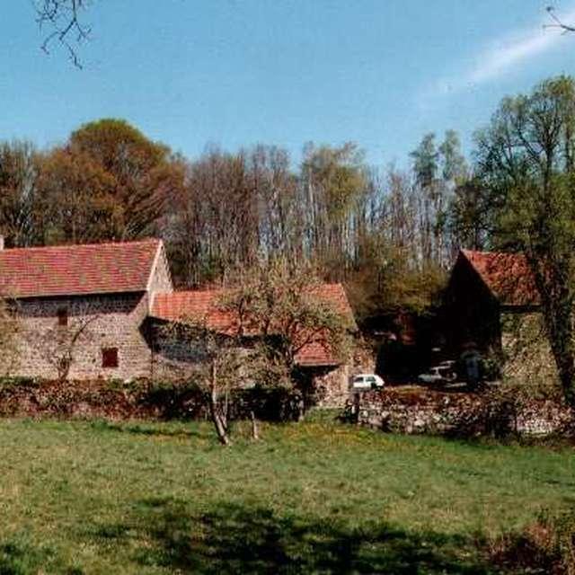 Une petite ferme d'autrefois - 3 pers - Gîte Accueil Paysan