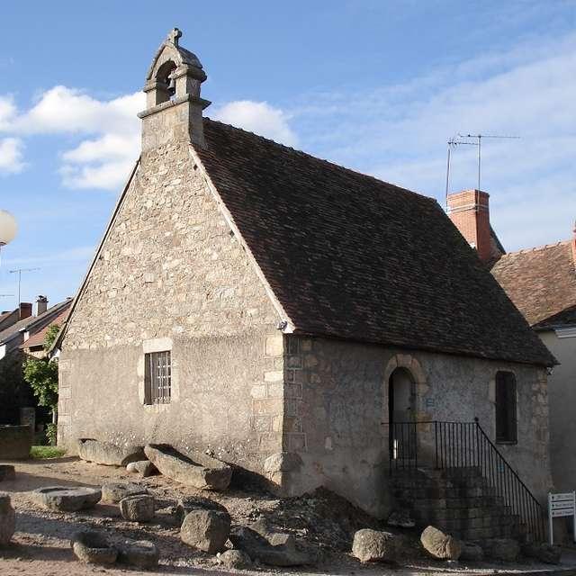 Ste Marguerite Chapel