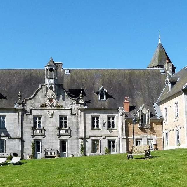 Chambre d'hôtes- Chateau de Crocq