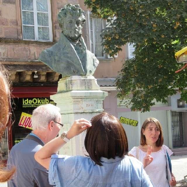 Journées du patrimoine : Rodez, de place en place /ANNULE