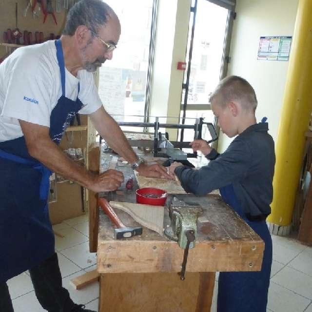 Journées du patrimoine : ateliers avec l'Outil en main