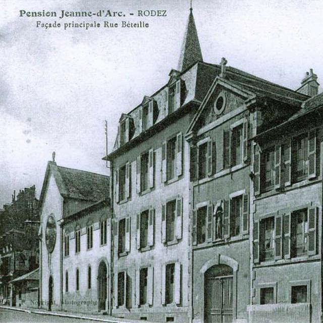 Conférence-Diaporama : Histoire des établissements scolaires à Rodez