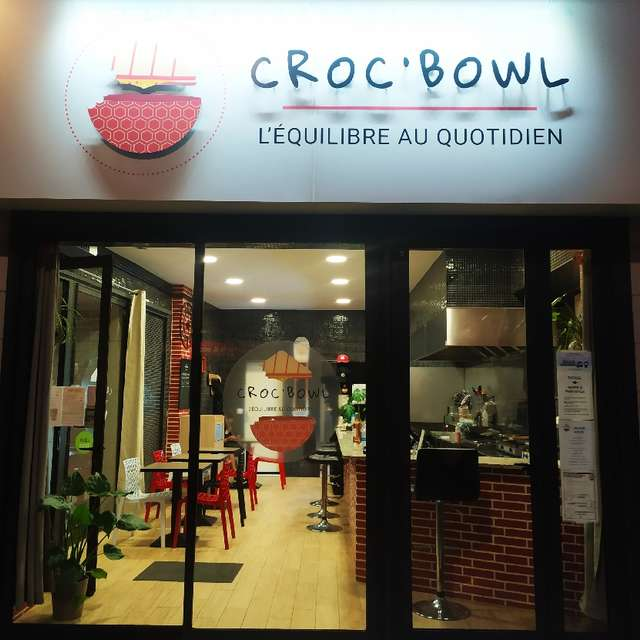 Croc' Bowl