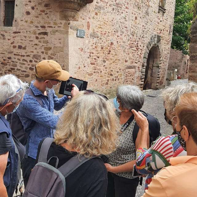 Une balade photographique à Rodez