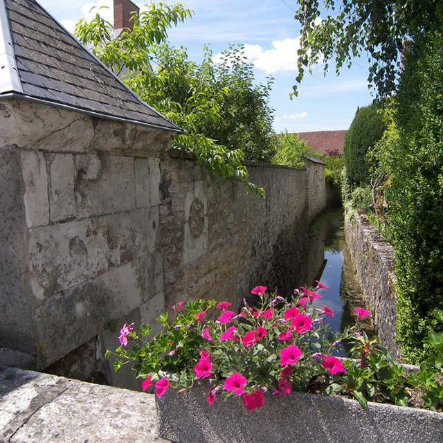Visite du village de Pontlevoy