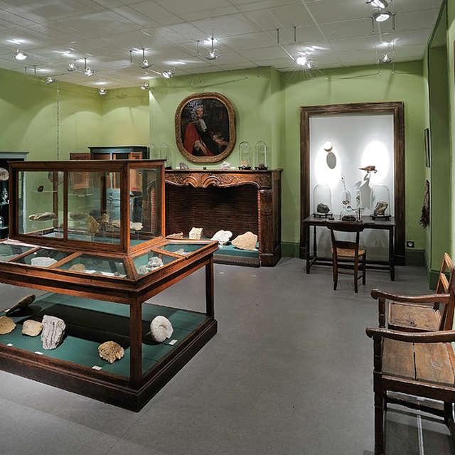 Les Salons du Collège du Puy / Le Musée d'histoire
