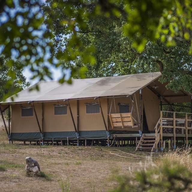 En Tente Lodge À Poudally