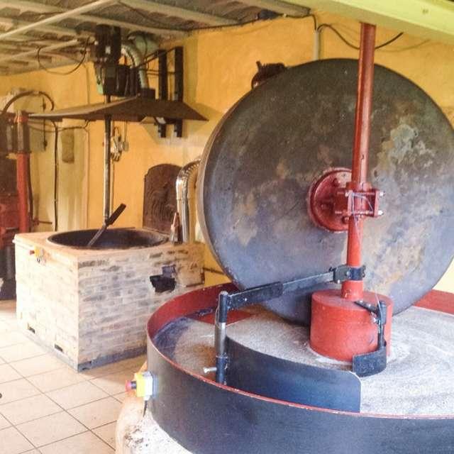 Moulin à Huile de Noix de Font St Georges