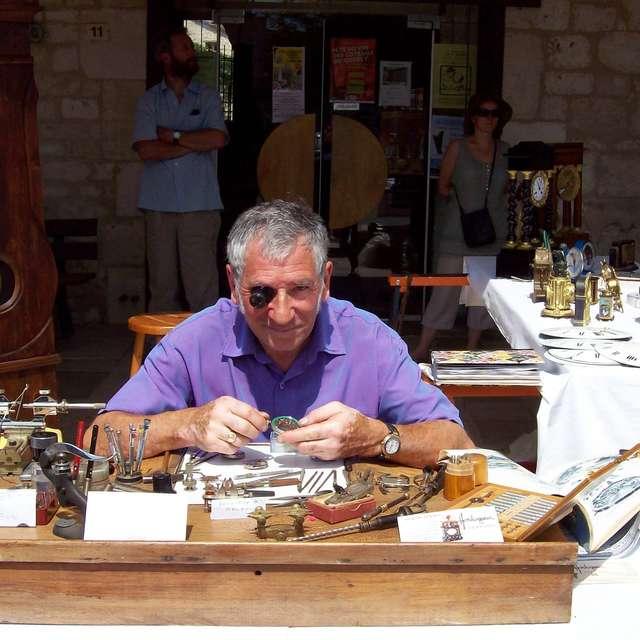 Pierre Ferraris - Horloger
