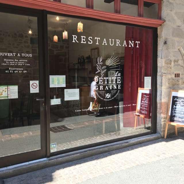 Restaurant La Petite Graine