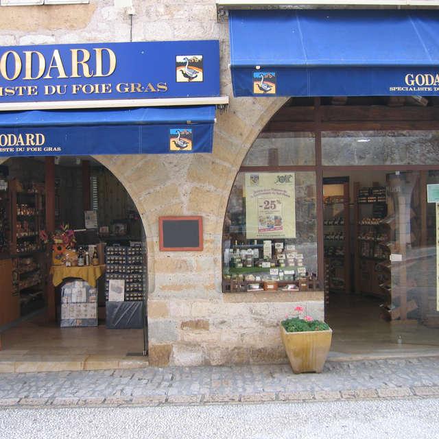 Maison Godard - Chambon & Marrel - Rocamadour