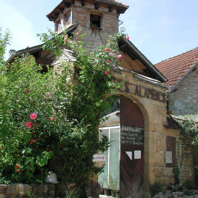 Musée des Arômes et des Alambics