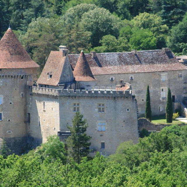 Journées Européennes du Patrimoine : Visites Guidées du Château de Cabrerets