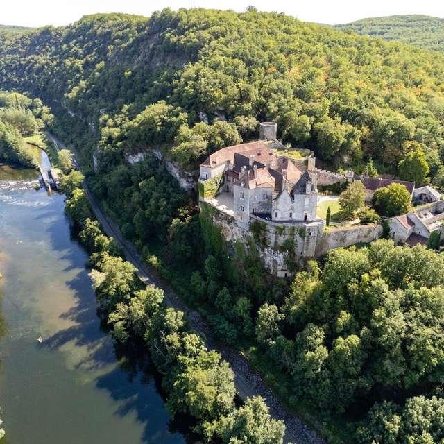 Journées Européennes du Patrimoine : Visite  Libre ou Guidée du Château de Cénevières