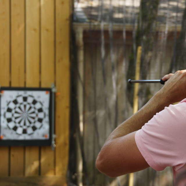 Lot of Sports - Paintball Fun archery, Disc golf, sarbacane, lancer de hache