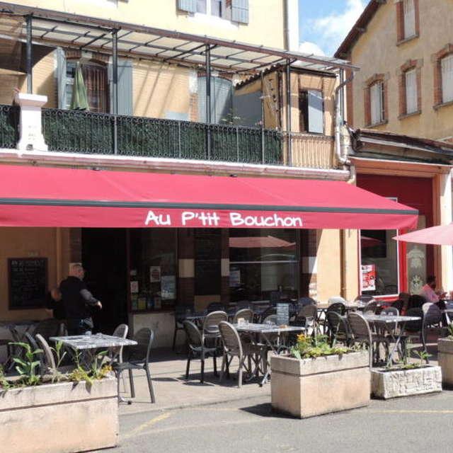 Au P'tit Bouchon