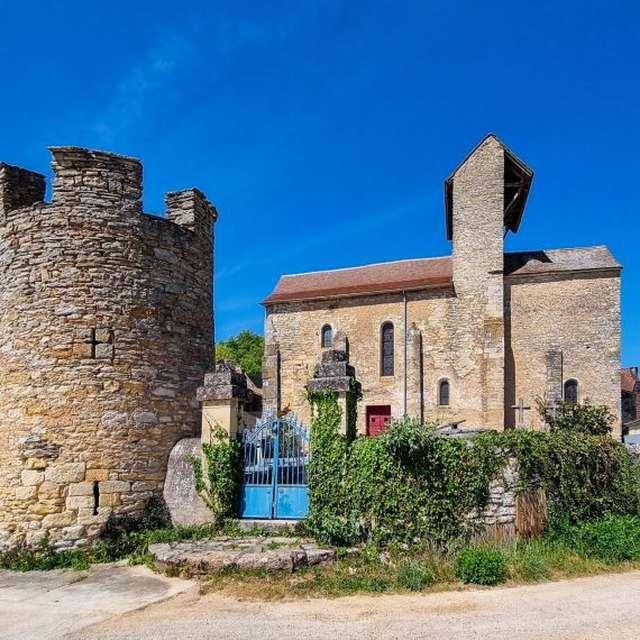 Journées Européennes du Patrimoine: Visites de l'Eglise Saint-Hilaire de Salvezou