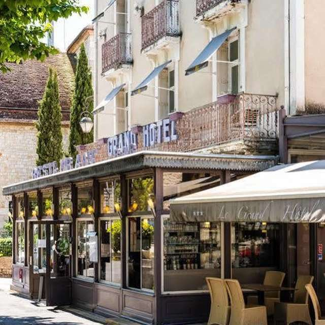 Hôtel Restaurant Le Grand Hôtel