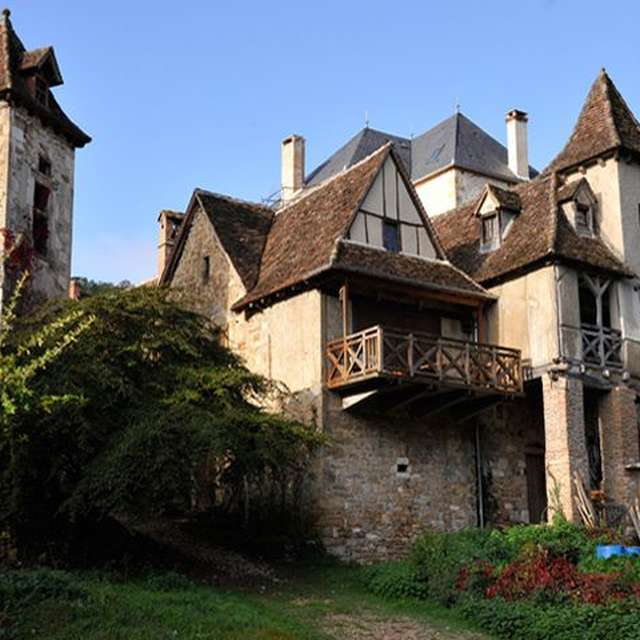 Les Terrasses de Carennac - Le Balcon