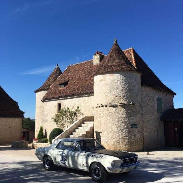 Hôtel*** Les Vieilles Tours Rocamadour