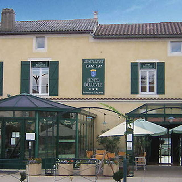 Hôtel Restaurant Brasserie Côté Lot