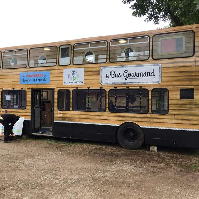 Le Bus Gourmand