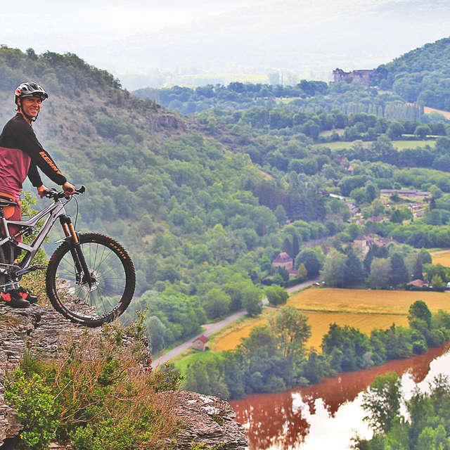 Séjour Coaching Nature : location et excursion Vélo/ VTT