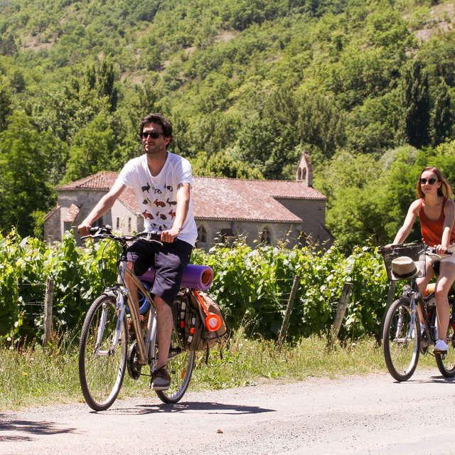 Véloroute Vallée du Lot