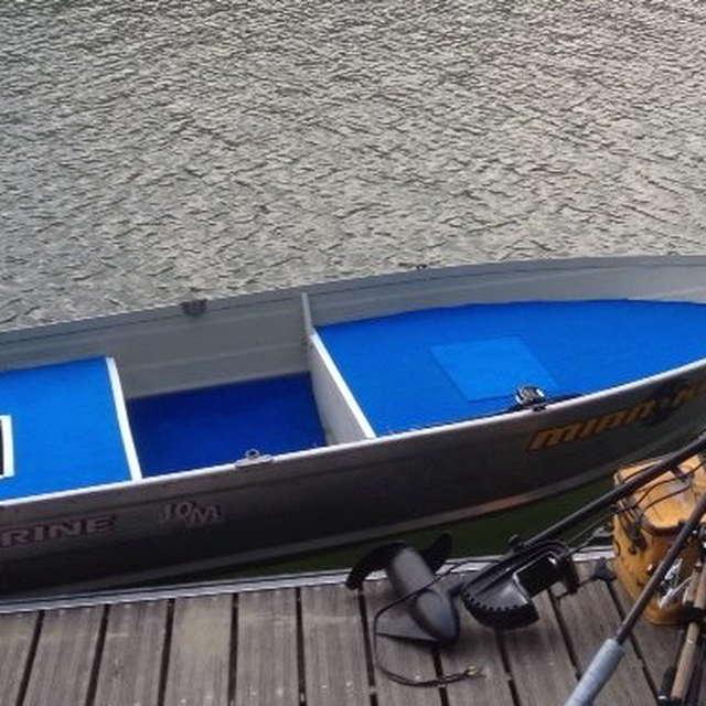 Location de barques - Sylvain Garza