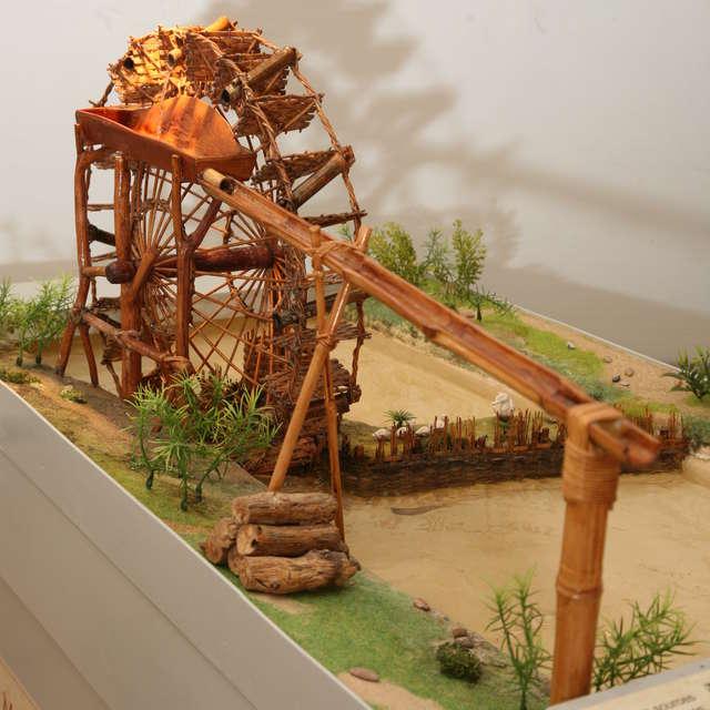 Journées Européennes du Patrimoine : Visite du Musée La Planète des Moulins à Luzech