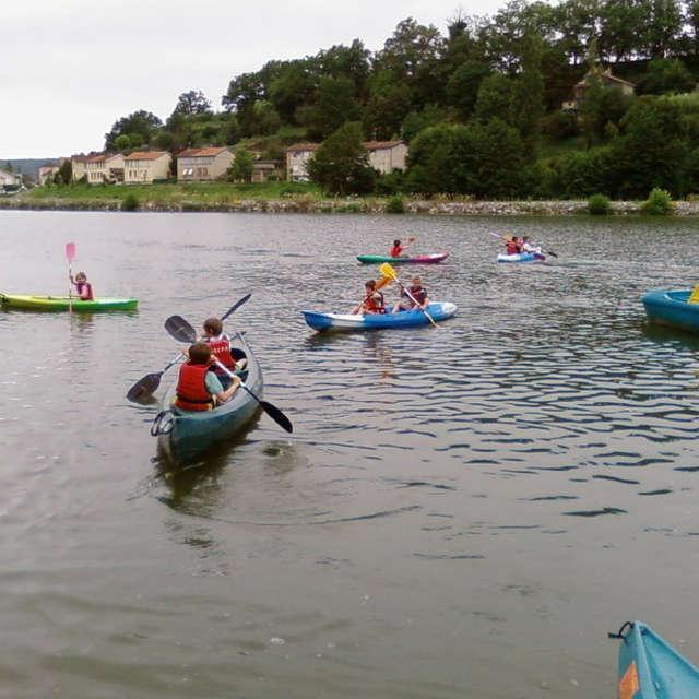 Office Intercommunal des Sports du Grand Figeac - Canoë-kayak