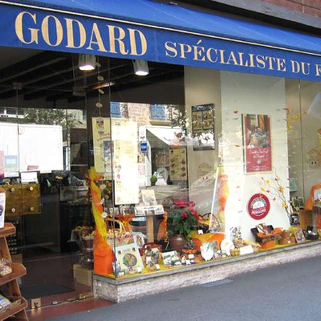 Maison Godard - Chambon & Marrel - Figeac