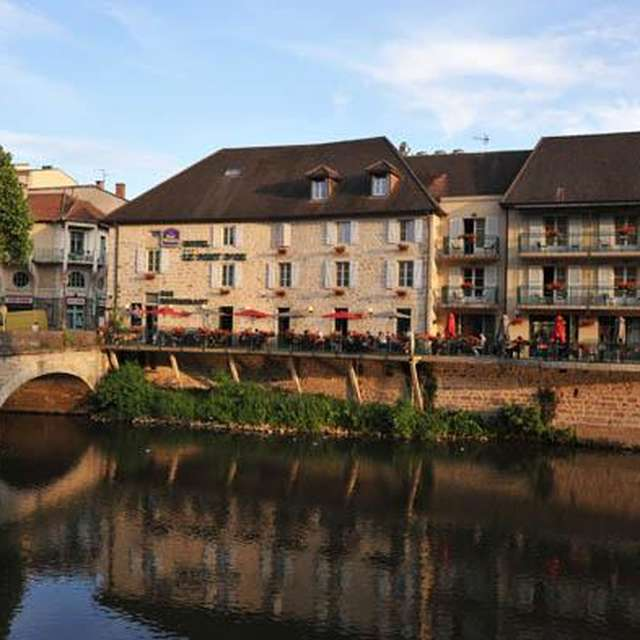 Restaurant Le Pont d'Or