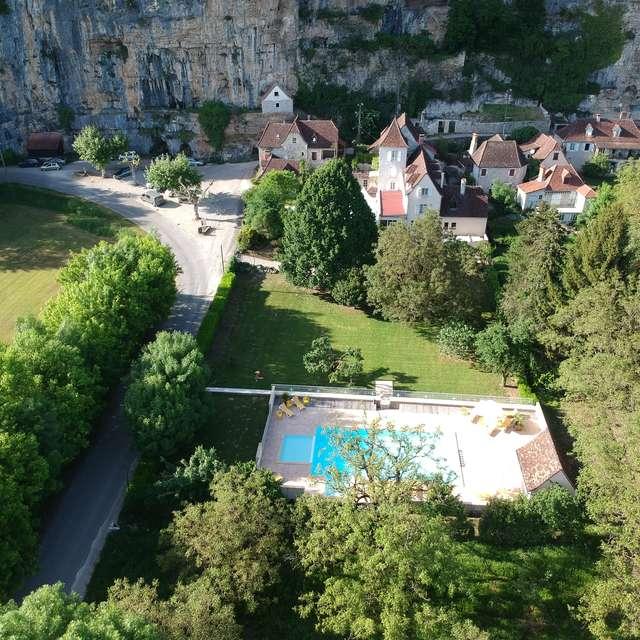 Hôtel Domaine Les Falaises