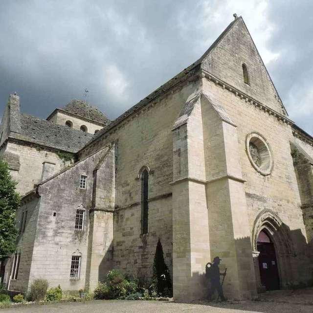 Journées Européennes du Patrimoine : Visite Guidée de l'Église St Jacques le Majeur de Salviac