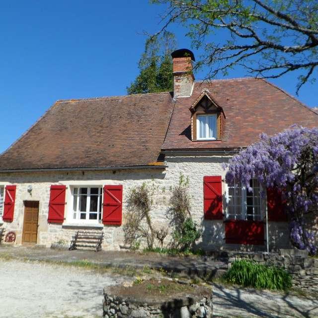 Domaine de la Vaysse - Gîte Le Cantou